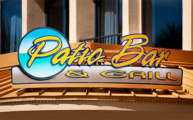About Patio Bar & Grill