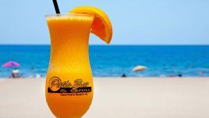 Orange Cocktail Oceanside
